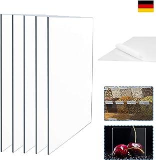 Plaque en polycarbonate transparente 1000 x 600 x 20 mm alt-intech/®