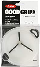 OXO Good Grips 3-Piece Secure Fit Funnel and Strainer Set