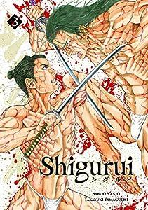 Shigurui Edition simple Tome 3
