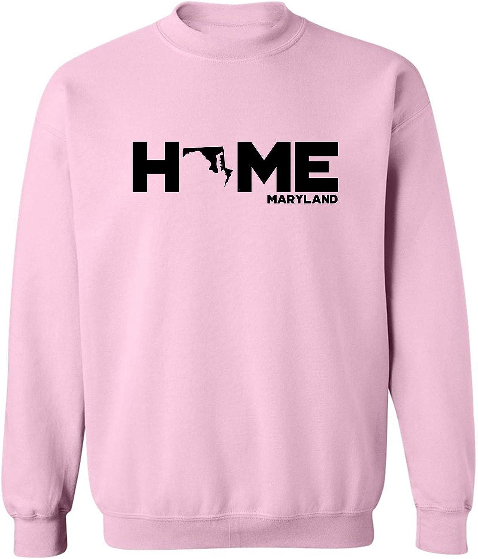 Maryland HOME Crewneck Sweatshirt