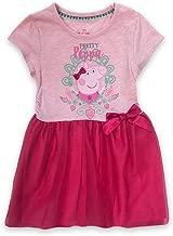 Peppa Pig Girls' Toddler Pretty Peppa Graphic-Print Tutu-Dress