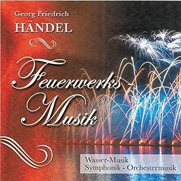 Handel: Feuerwerks Musik