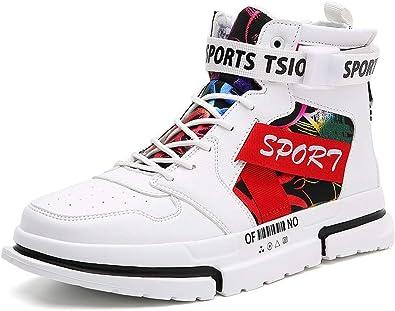 Uomini Formatori Sport Scarpe Da Corsa Cuscino Aria Atletico Tennis Walking Sneakers Palestra Fitness Trail Trainer