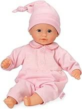 "Corolle Mon Premier Poupon Bebe Calin – Charming Pastel – 12"" Baby Doll, Pink"