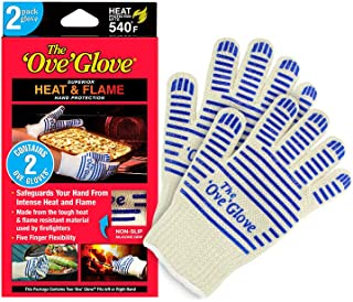 The Ove Glove – Superior Heat & Flame Hand Protection – 1 Pair