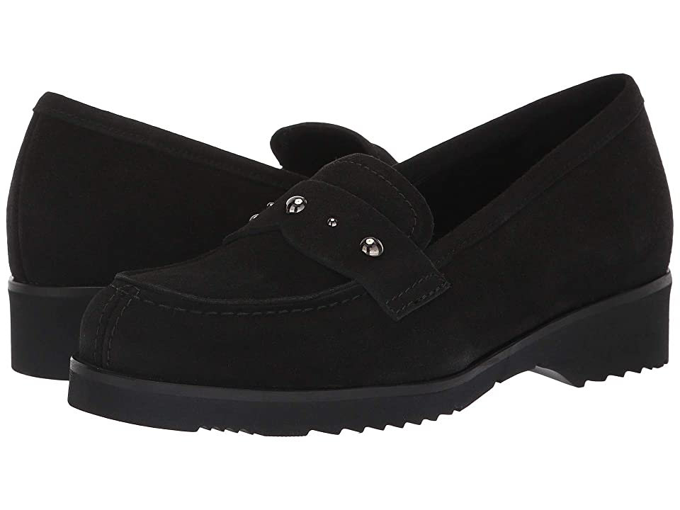 La Canadienne Hatty (Black Suede) Women