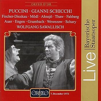 Puccini: Gianni Schicchi (Sung in German) [Bayerische Staatsoper 1973]