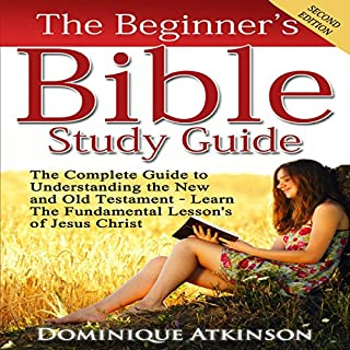 The Beginner's Bible Study Guide, Second Edition cover art