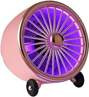 Jieer Lámpara Antimosquitos, Lámpara LED Antimosquitos para Fotocatalizador, luz Electrónica Interior para Moscas E Insectos para el Hogar, la Cocina, el Jardín, Alimentado por USB