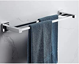 Wieszak na ręczniki wieszaki na ręczniki do łazienki, drążek na ręczniki wszystkie miedziane materiały pojedyncza warstwa ...