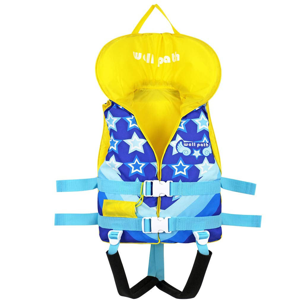 Kids Swim Vest Children Max 58% OFF Float School Trainer Swimming Jacke Oakland Mall