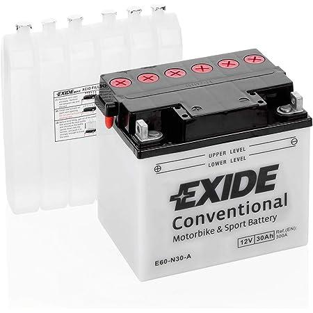 Exide Motorrad Batterie 12v 30ah 300a Y60 N30 A Auto