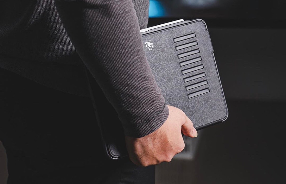 The Muse Case - Made for 2018 iPad Pro 12.9 inch (Gen 3) (Old Model)(Model #'s A1876, A2014, A1895, A1983)