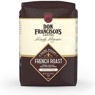 Don Francisco's French Dark Roast Whole Bean Coffee (28 oz Bag)