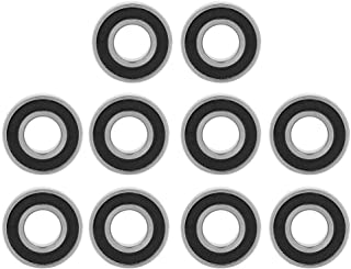 Rígido de bolas - 10pcs 6900-2RS goma Sellado de ranura profunda rodamientos de bolas de 10 mm * 22 mm * 6 mm