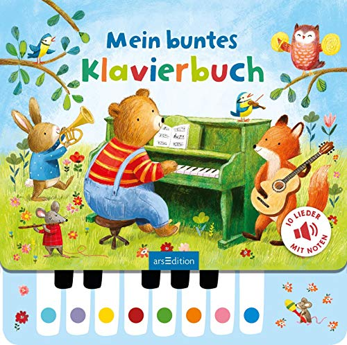 Mein buntes Klavierbuch