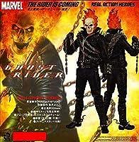 1/6 RAHReal Action Heroesリアルアクションヒーローズ Ghost Rider ゴーストライダー MEDICOM TOY メディコム・トイ アメコミ