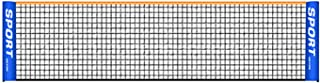 zapture Portable Badminton Net Sports Replacement Training Net Easy Setup Volleyball Net for Tennis Pickleball Training In...