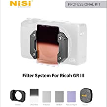 ND32-ND512 NiSi 72mm Variable ND Filter 5-9 Stops Enhance ND-Vario Filter