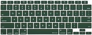 MOSISO Cubierta de Teclado Compatible con 2020 MacBook Air 1