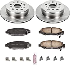 Autospecialty KOE1080 1-Click OE Replacement Brake Kit