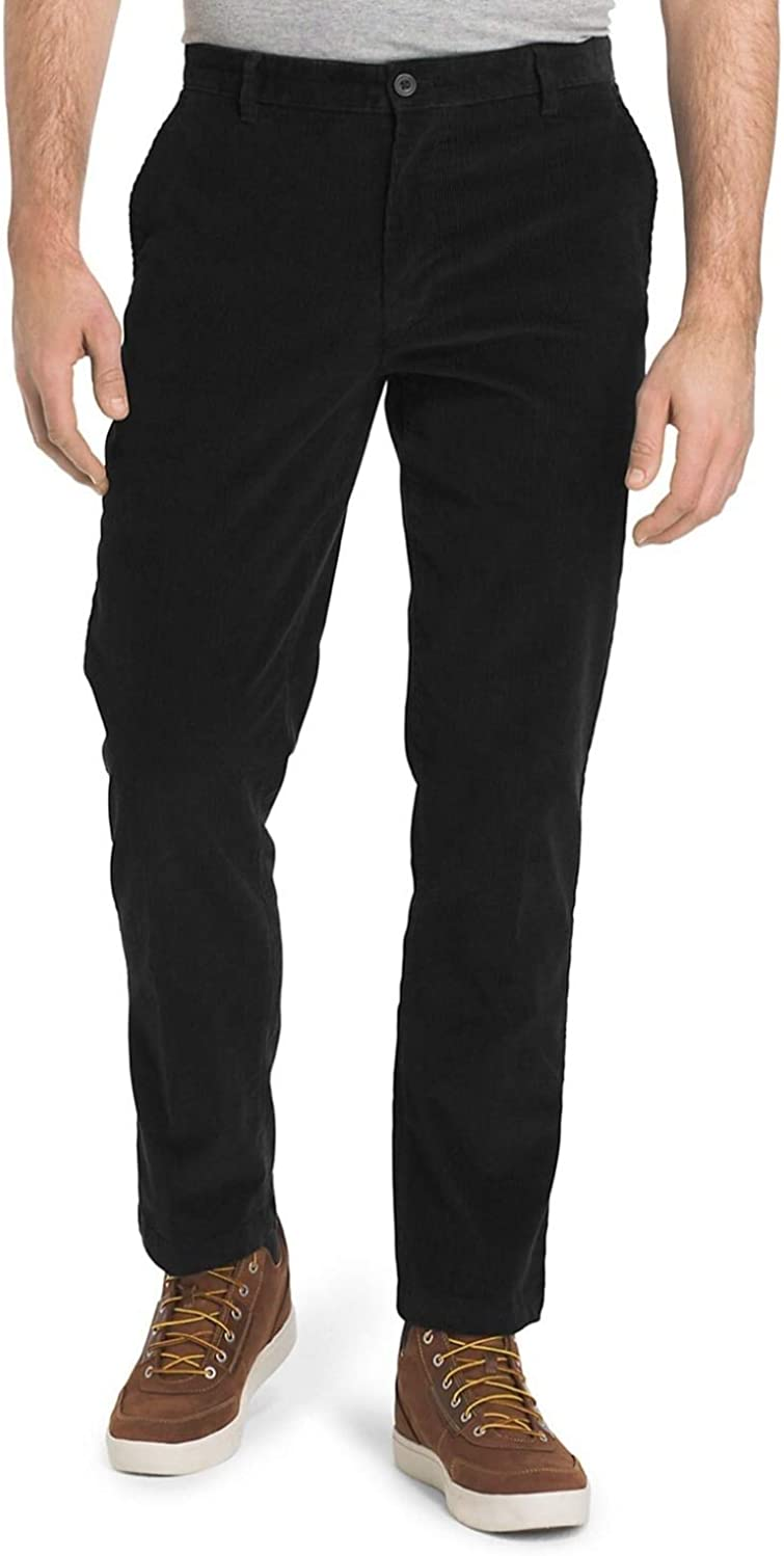 IZOD Men's Tailgate Max 58% OFF Pants Corduroy Directly managed store