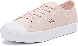 Lacoste Ziane Plus Grand 119 2 Womens Pink Trainers