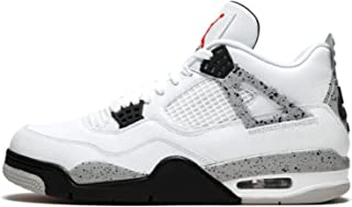 Men's AIR 4 Retro Professional Basketball Shoes Fashion Classic Breathable Comfortable Lightweight
