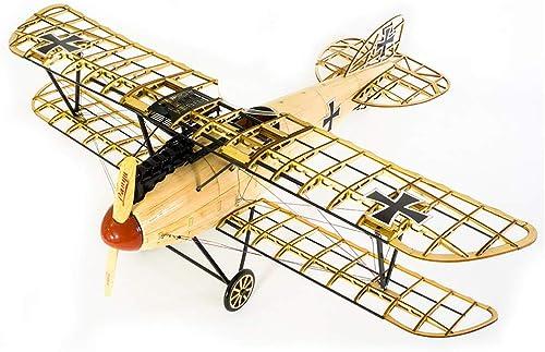 seguro de calidad Goolsky Dancing Wings Hobby VS02 1 1 1 15 Repisa de Modelo de avión estático de Madera Replican Kit de Albatros de 500 mm Regaño de mobiliario de Madera para Niños y Adultos  servicio considerado