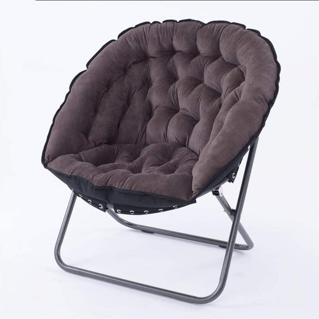 SJSLSJSL Dark Gray Folding Chair Portland Mall Sofa Limited time sale Longue Chaise Lounge
