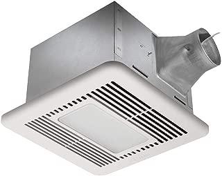 Delta Breez Signature G2 110 CFM Ceiling Adjustable Humidity Sensor Exhaust Fan with Night-Light