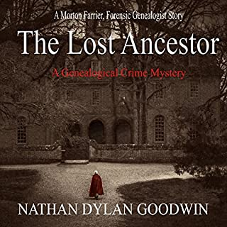 The Lost Ancestor cover art