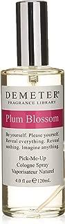 Demeter Unisex Cologne Spray, Plum Blossom, 4 Ounce