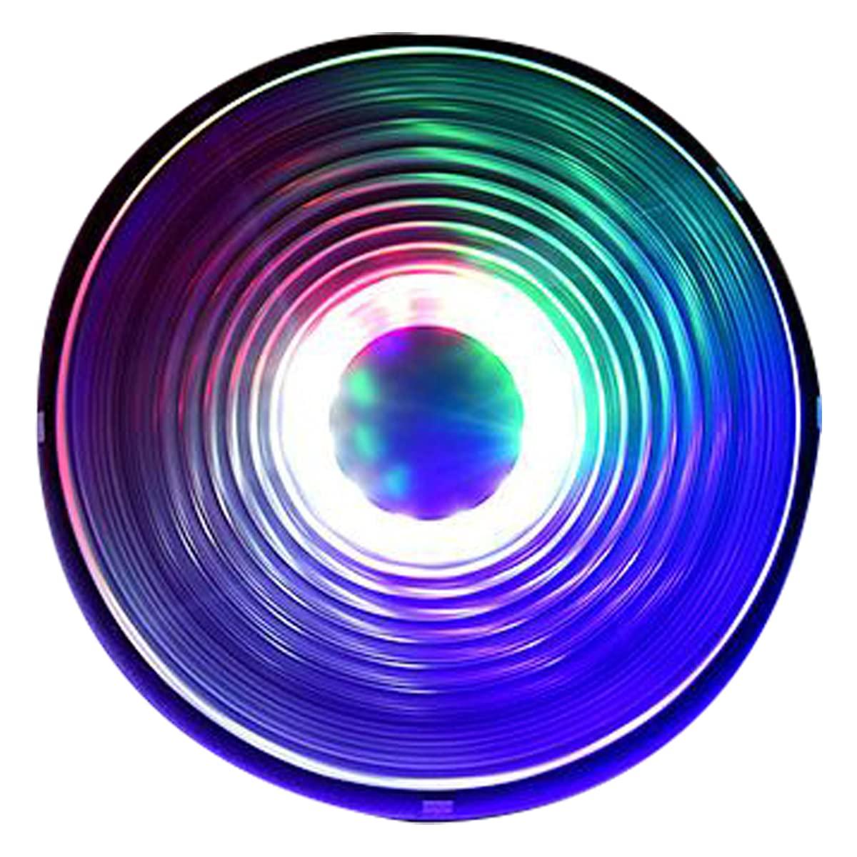 1PCS Case outlet Fan PC Cooling LED Light 12cm 15 Las Vegas Mall Quiet Chassis