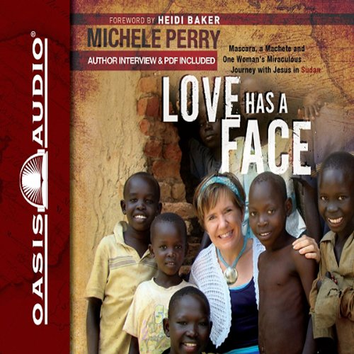 Love Has a Face audiobook cover art