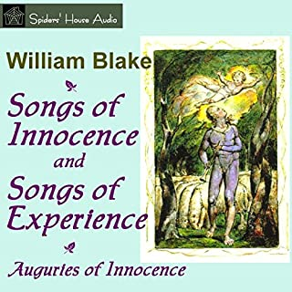 Songs of Innocence and of Experience audiobook cover art