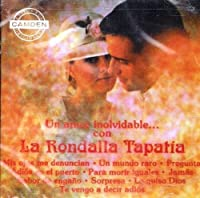 Un Amor Inolvidable ... by La Rondalla Tapatia (1997-06-17)