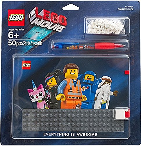 LEGO THE LEGOMOVIETM Stationery Set