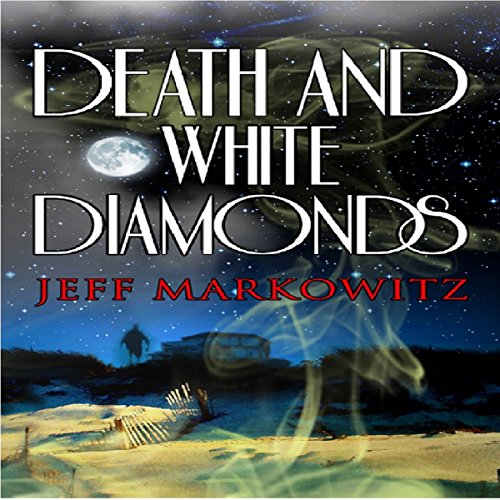 Death and White Diamonds audiobook cover art