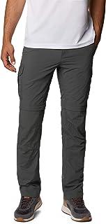 Columbia Silver Ridge II, Pantaloni Uomo, Grigio Grey, W30/L32