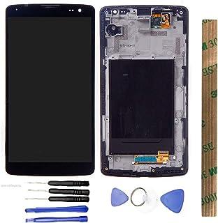 JayTong شاشة LCD واستبدال محول رقمي لشاشة تعمل باللمس مع أدوات مجانية لـلـ L G G Vista VS880 Verizon/G Pro 2 Lite D631 أسو...