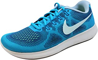 Nike Free RN 2017 Gym Blue/Glacier Blue/Blue Orbit Women's Running Shoes Size 9
