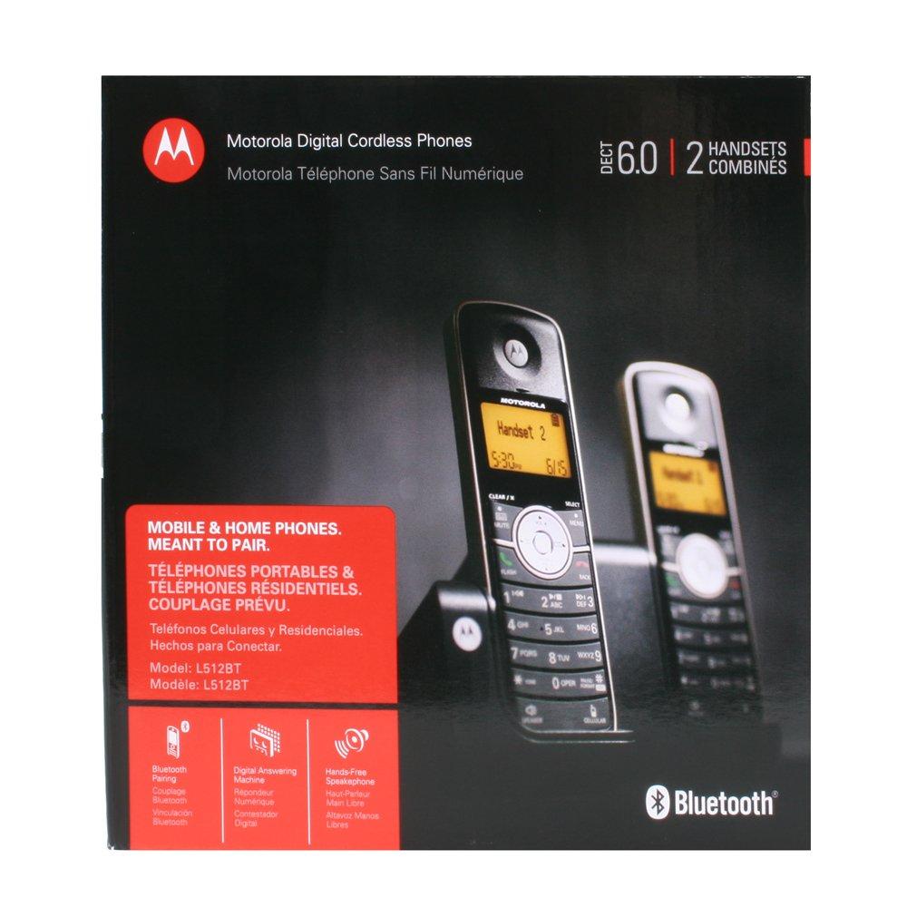 Motorola Cordless Answering Bluetooth L512BT