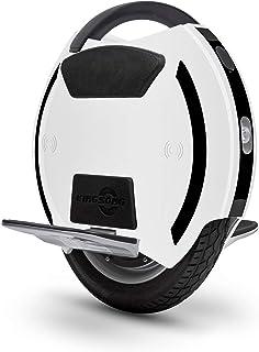 KINGSONG Ks-14d 420wh Monociclo Eléctrico, Unisex Adulto, Blanco, 14'