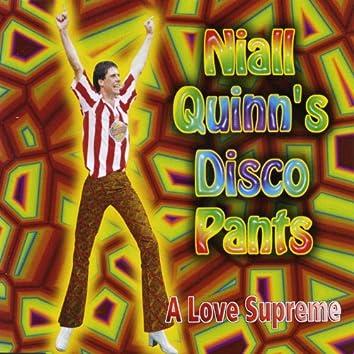 Niall Quinn's Disco Pants