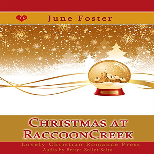 Christmas at Racoon Creek cover art