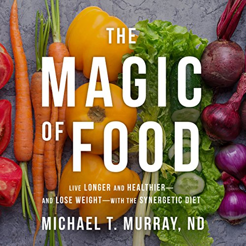 The Magic of Food audiobook cover art