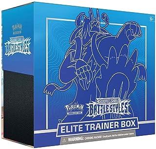 Pokemon TCG: Sword & Shield Battle Styles Elite Trainer Box (Random Draw)