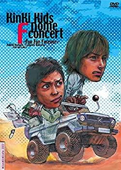 Kinki Kids Dome F Concert ~Fun Fan Forever~ [Dvd]