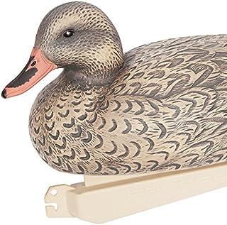 2 Pezzi Duck Decoy In Plastica Richiami Per Caccia Decoy Rete Borsa Di